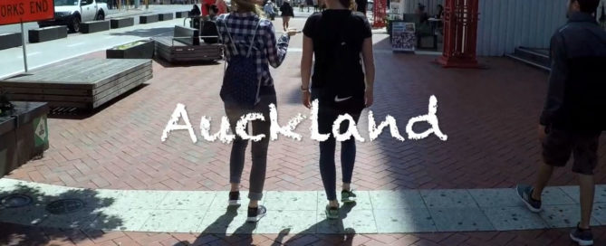 Auckland Northland New Zealand VLOG