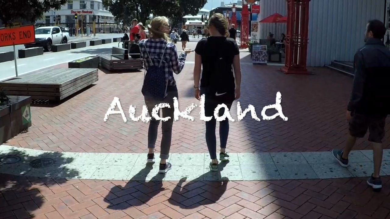 NZ #1: Auckland & Northland
