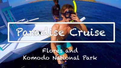 Komodo Cruise - Flores Boat Trip