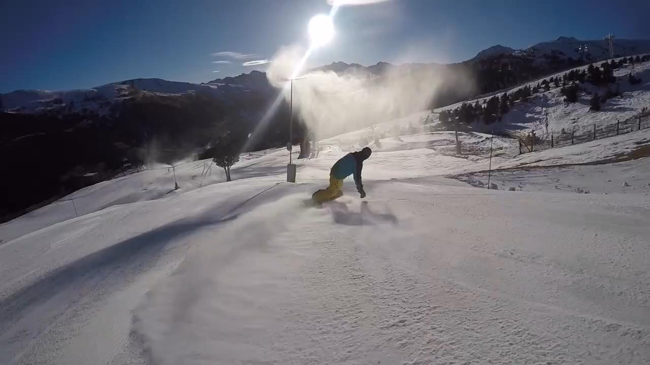 Skiing Andorra - Grandvalira