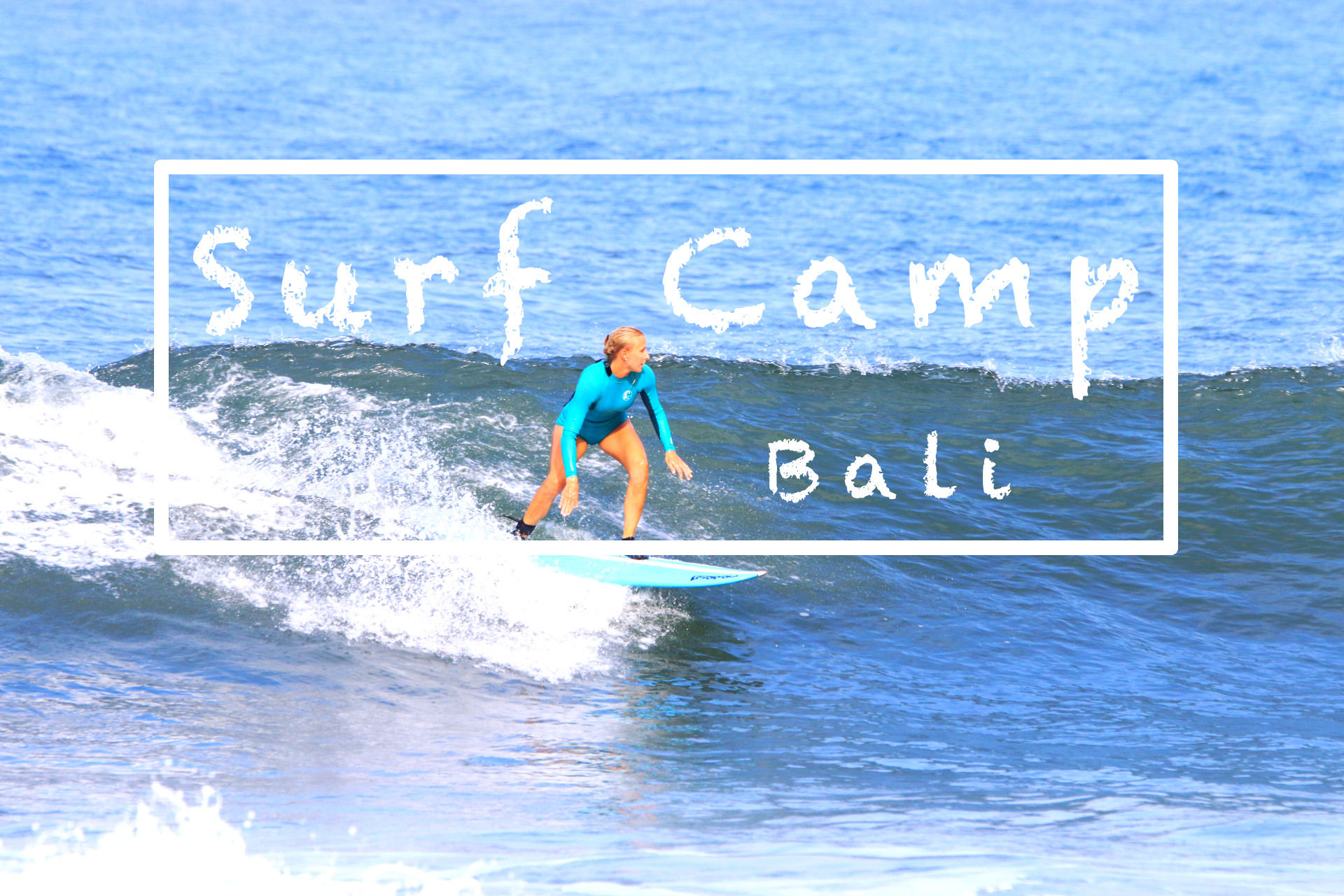 Surf Camp on Bali