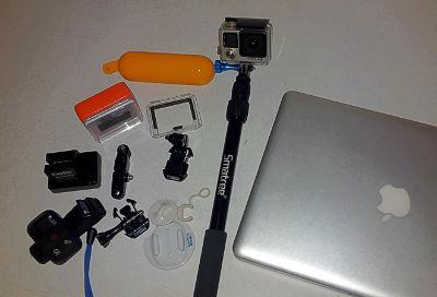 Travel Vlog Equipment